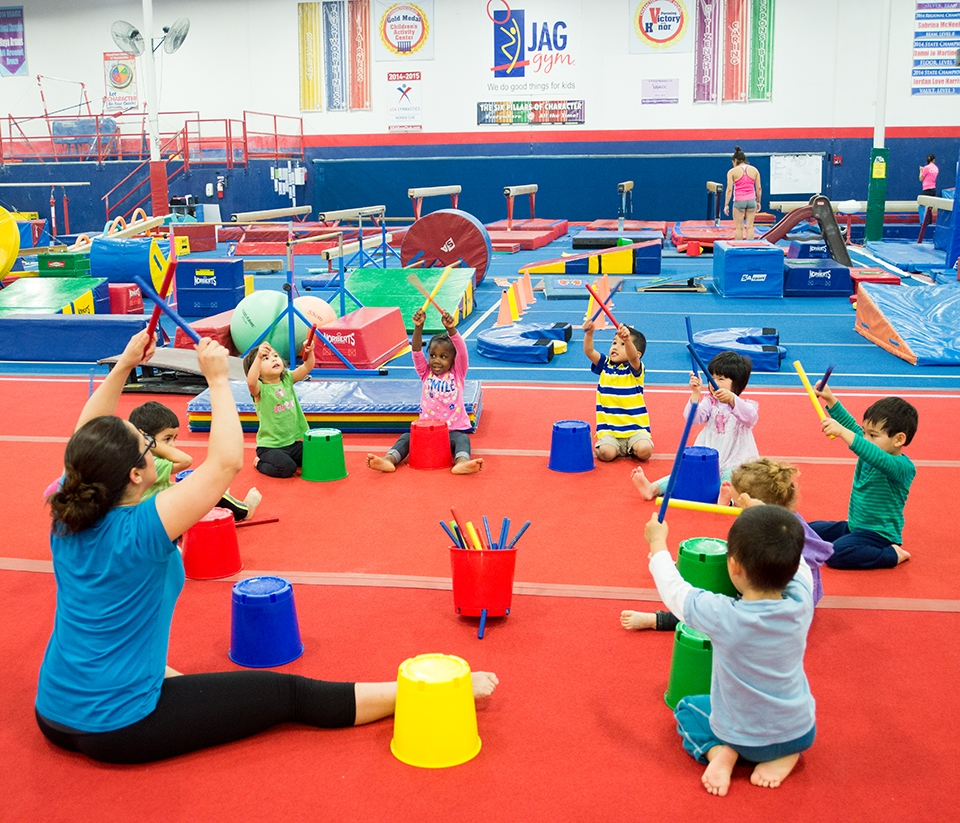 Preschool Gymnastics: Jungle Jym-tastics!™ | JAG Gym